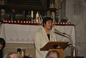 Zeitzeugengespräche –  Hata Toshinari zu Gast in Minden