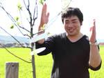 Ein Apfelbaum für Fukushima