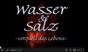 Wasser & Salz – Urquell des Lebens