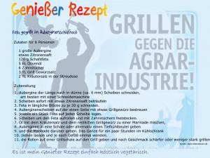 Genießer Rezept - Aubergine(1)