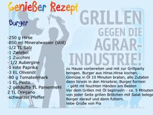 Genießer Rezept Burger