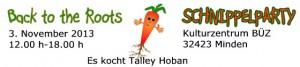 Ideen für die Umwelt – Schnippelparty  Talley Hoban