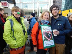 """Aufruf zur 4. """"Wir haben es satt!""""-Demonstration in Berlin"""