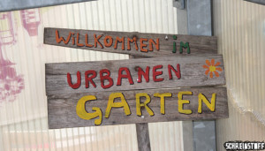 Himmelbett auf dem Dach – Urban Garding