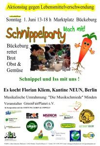 Aktionstag gegen Lebensmittelverschwendung in Bückeburg
