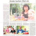 Presse Westfalen Blatt Marmelade für Alle Bad Oeynhausen