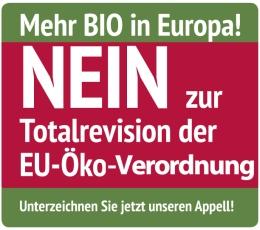 Nürnberger Erklärung für mehr Bio