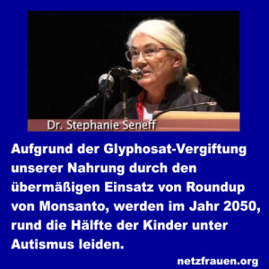 Monsanto-Autismus