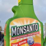 Wir haben es satt Monsanto