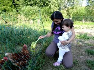 Refugees welcome! Gärtnern für die Vielfalt