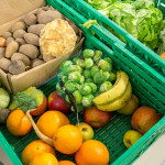 """Ist das Thema Lebensmittelverschwendung """"in aller Munde"""" oder """"für die Tonne""""? Natürlich ist es nicht """"für die Tonne"""", sondern ein Thema das uns alle angeht. Denn unsere Verschwendung von Lebensmitteln in Industrieländern hat direkte Auswirkungen auf den Hunger der Menschen in den Produktionsländern."""