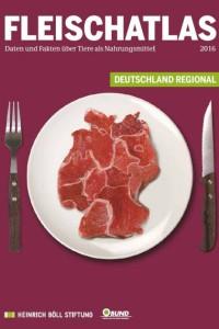Fleischatlas 2016 Deutschland regional