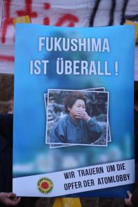Fukushima ist überall