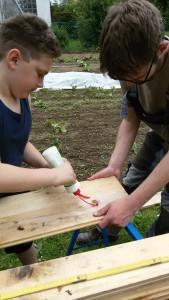 Offene Werkstatt –  Integration mit Herz und Hand