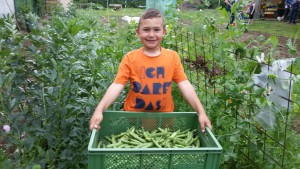 Wir eröffnen die 4. Gartensaison im Tausendschön