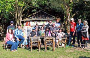 Engagement des Monats in NRW  Fremde werden Freunde