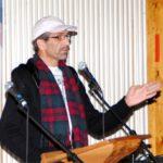 hashim seine 1. Rede auf Deutsch
