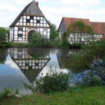 Titelbild Dorf Teich