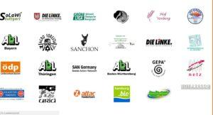 """GreenFairPlanet organisiert zum 8. Mal die Fahrt zur """"Wir haben Agrarindustrie satt"""" Demo."""