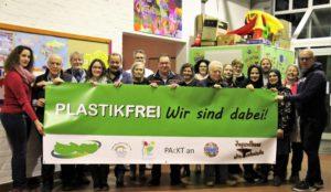 Kampagne Plastikfrei –  Sei dabei !