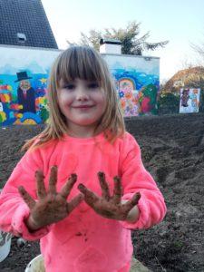 Die 5. Gartensaison ist eröffnet