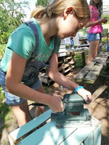 Upcycling – Repair Girls