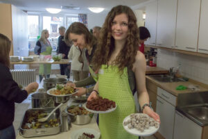 Kulinarischer Widerstand