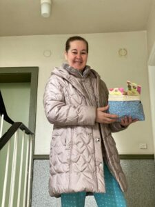 Osterüberraschung für Mütter